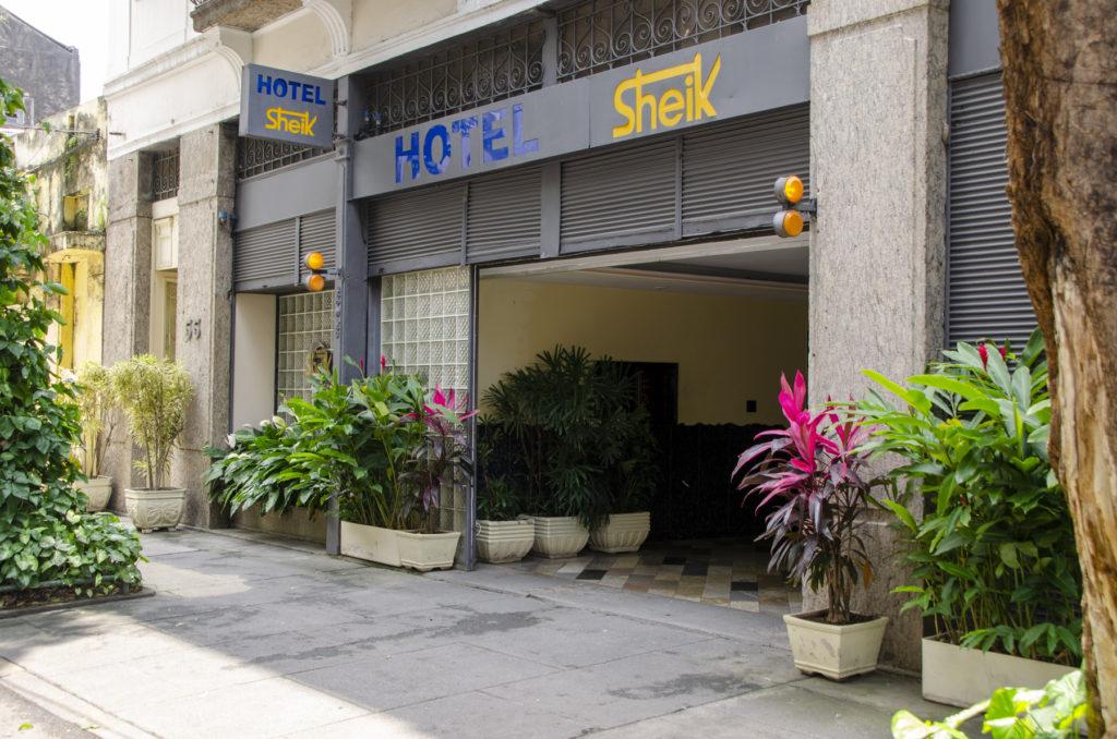 Hotel Sheik - Brasil -Rio de Janeiro - RJ