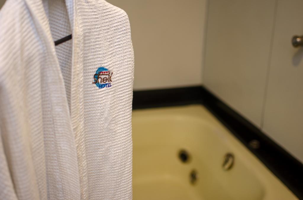 Roupão de banho hotel Sheik
