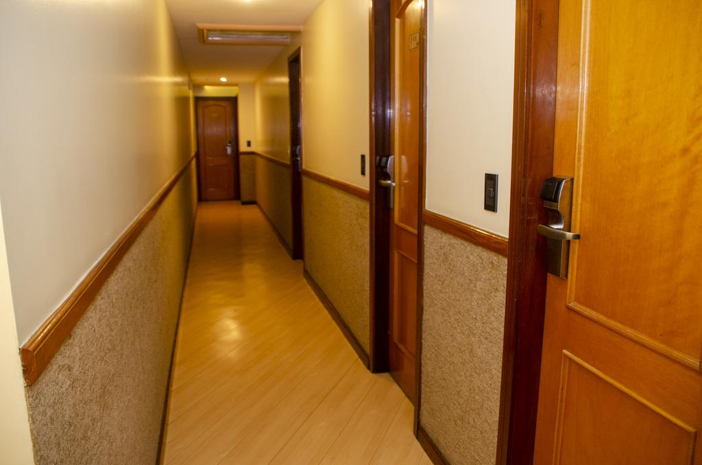 Corredor Hotel Sheik