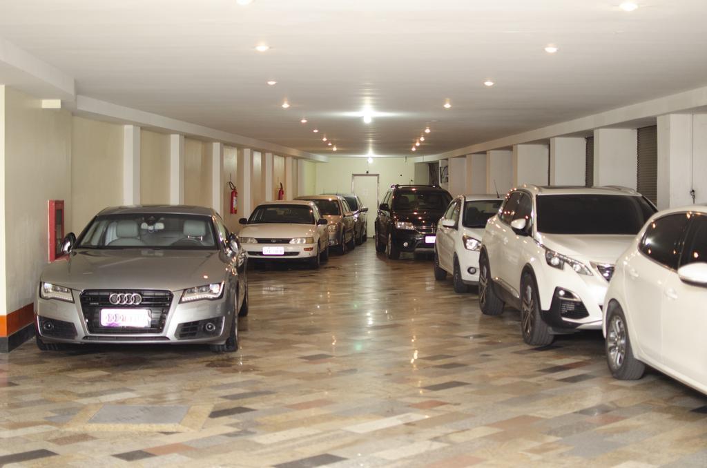 Garagem Hotel Sheik