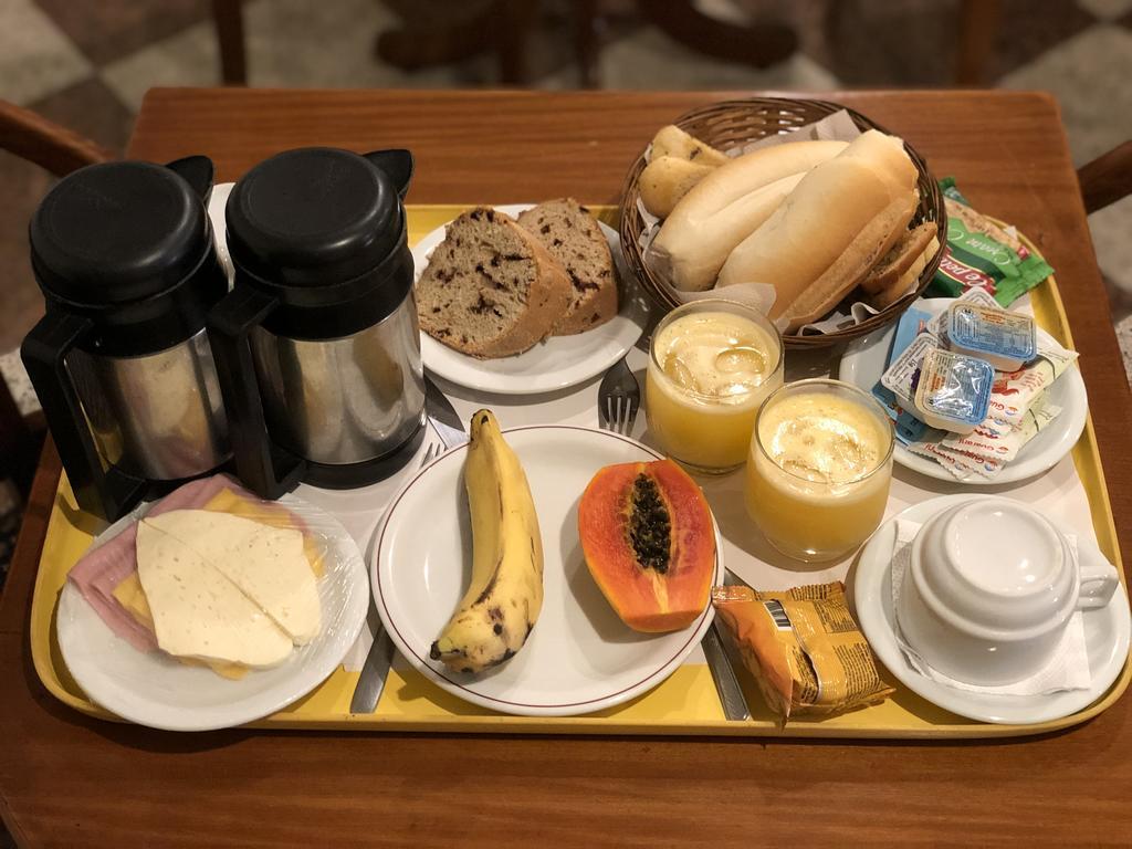 Café da manhã Hotel Sheik